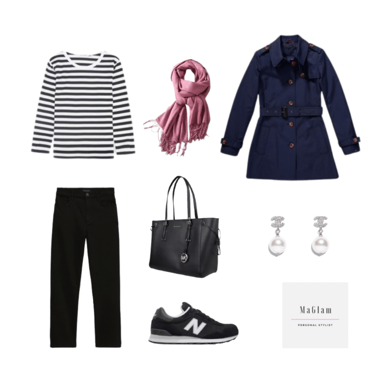 outfits MaGlam Capsule wardrobe